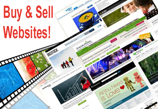 how to sell website online